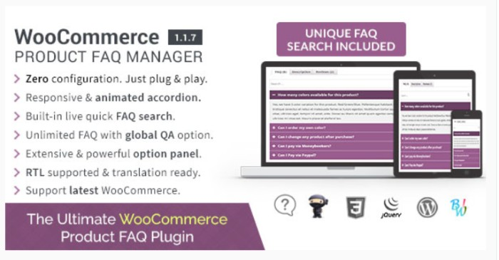 woocomerce-faq