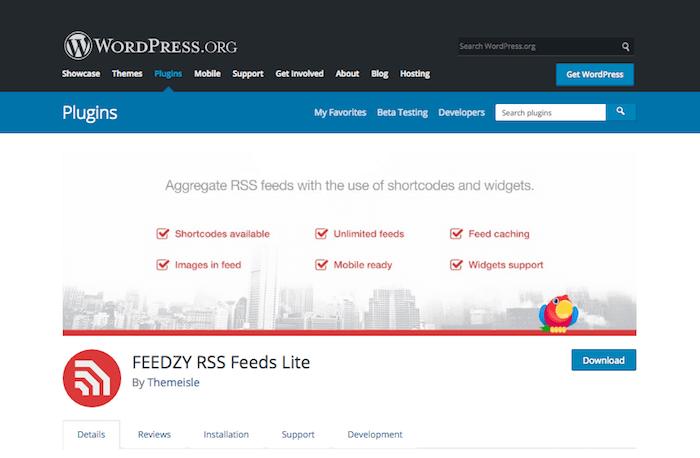 FEEDZY RSS Feeds Lite