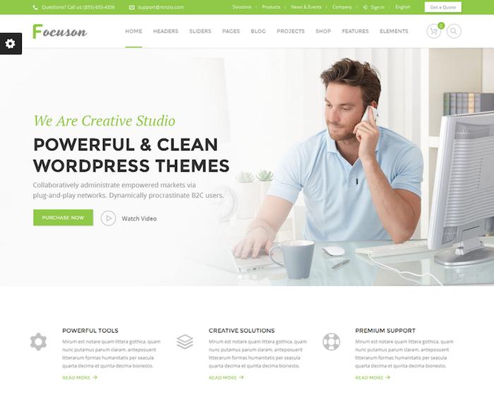 focuson-business-wordpress-theme
