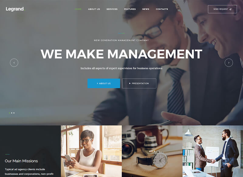 legrand-multipurpose-business-theme