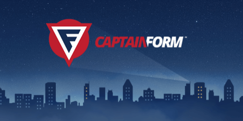 captain forms