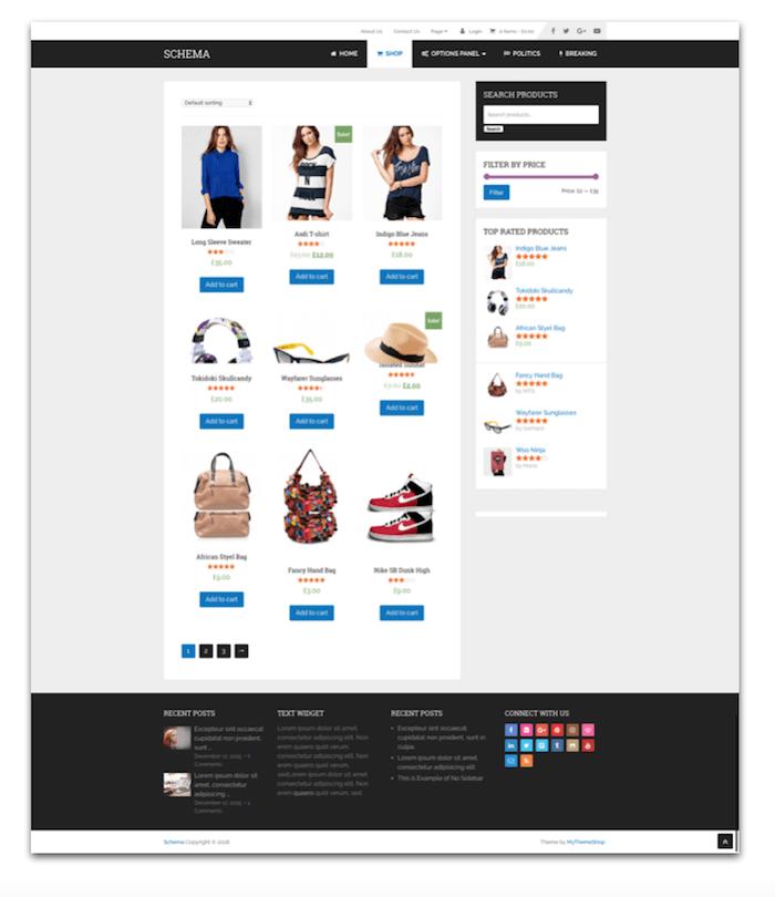 WooCommerce-Store