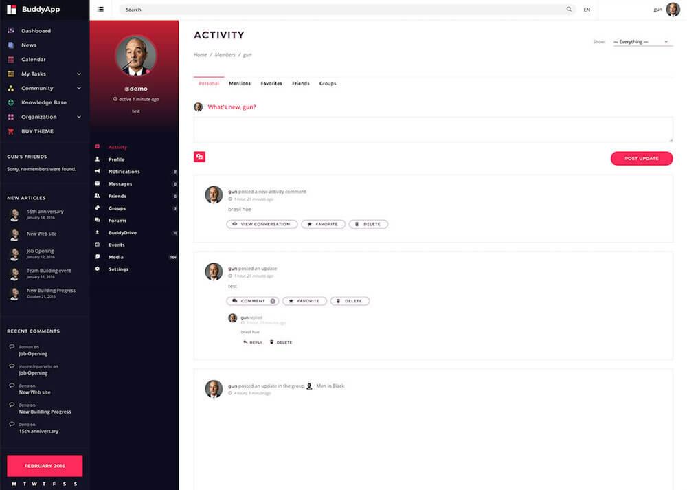 buddyapp-community-theme