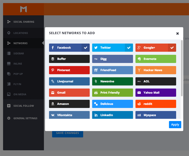 monarch-social-sharing-select-networks