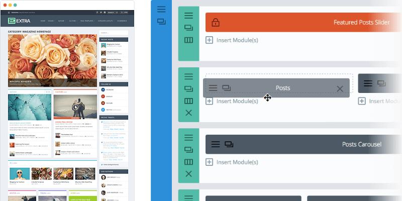 Extra WordPress Theme customization options